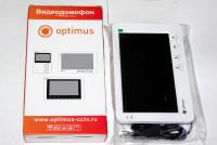 Монитор видеодомофона Optimus VM -E4