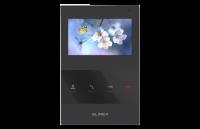 Монитор видеодомофона Slinex SQ-04 чёрный