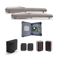 Комплект приводов для распашных ворот -NICE WINGO 2024 KCE