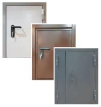 Технические двери нестандартных размеров