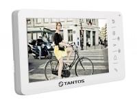 Монитор видеодомофона Tantos Amelie (сенсорные кнопки), белый